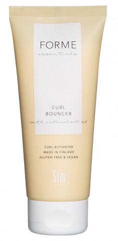SIM SENSITIVE Крем с маслом семян овса для кудрявых и вьющихся волос / Forme Curl Bouncer 100 мл