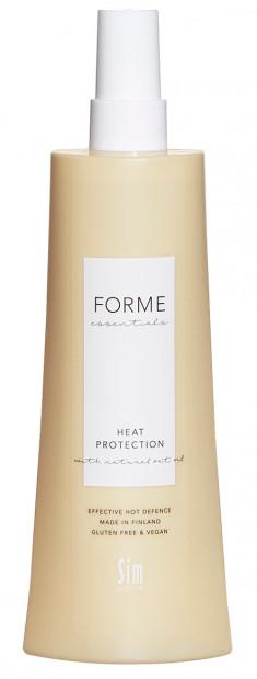 SIM SENSITIVE Лосьон-спрей термозащитный с маслом семян овса / Forme Heat Protection 250 мл