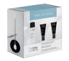 ACADEMIE Набор дорожный для лица Эксперт (мицеллярная вода 50 мл, гоммаж 15 мл, крем-мультикорректор 15 мл) Travel Kit Expert