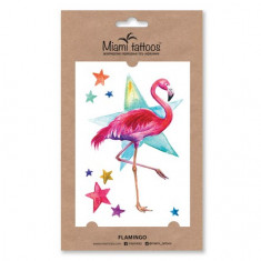 Miami Tattoos, Переводные татуировки Flamingo