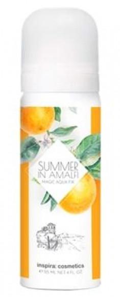 INSPIRA COSMETICS Спрей освежающий для лица и тела / SUMMER IN AMALFI Magic Aqua Fix 100 мл