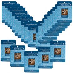 Набор масок тканевых ласточкино гнездо Mijin Bird`s Nest Essence Mask 23г*25шт