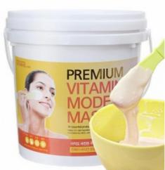 Альгинатная маска с витаминами Lindsay Premium vitamin modeling mask pack 820 гр.