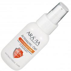 Aravia professional, гель-антисептик для рук с экстрактом шиповника аллантоином 50мл