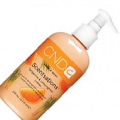Cnd scentsations tangerine and lemongras lotion мандарин и лемонграс 245 мл