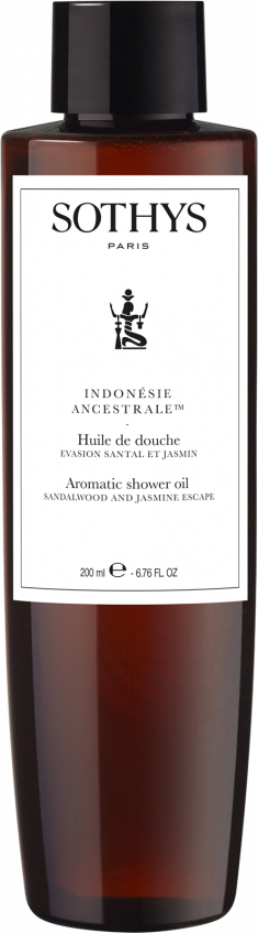 SOTHYS Масло ароматное для душа Индонезия 200 мл