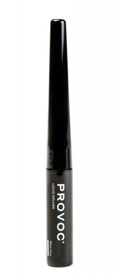 PROVOC Подводка жидкая суперстойкая для глаз, белый / Liquid Dipliner White Flare 3,3 мл