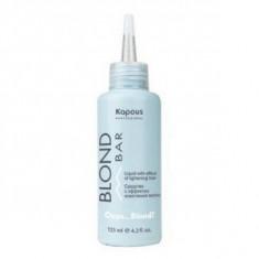 Средство «Oops...Blond!» с эффектом осветления волос, 125 мл (Kapous Professional)