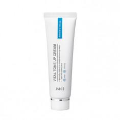 крем для выравнивания тона кожи jungnani jnn-ii vital tone up cream