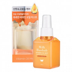 масло-спрей для лица milkbaobab vitamin oil mist