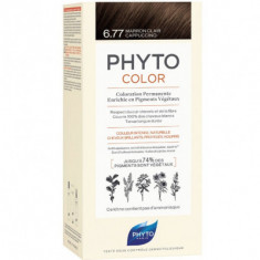 Краска для волос PHYTOSOLBA PHYTO COLOR 6.77 Светлый каштан - капучино