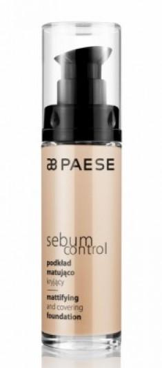 Тональный крем для комбинированной кожи Paese Sebum Control тон 400