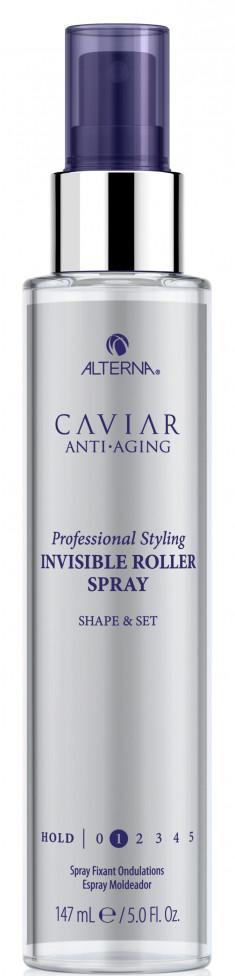 ALTERNA Спрей для создания локонов, с антивозрастным уходом / Caviar Anti-Aging Professional Styling Invisible Roller Spray 147 мл