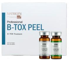 MATRIGEN Пилинг система обновления кожи / B-TOX PEEL Skin Renewal System
