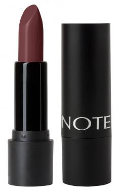 NOTE COSMETICS Помада кремовая для губ 08 / Deep Impact Lipstick 4,5 г
