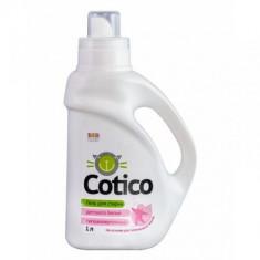 Cotico Гель для стирки детского белья гипоаллергенный 1л