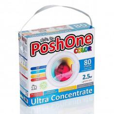 Posh One Стиральный порошок для цветного белья 2.5кг