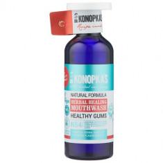 Dr. Konopka's Натуральный ополаскиватель для полости рта Травяной 500мл Dr. Konopka's