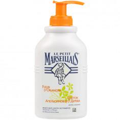 Маленький марселец мыло жидкое цветок апельсинового дерева 300мл LE PETIT MARSEILLAIS