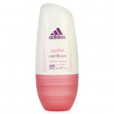 Adidas Cool&Care Control Anti-Perspirant Roll-On дезодорант-антиперспирант-ролик для женщин 50 мл