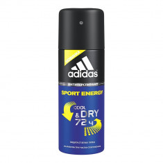 Adidas Cool&Dry Sport Energy дезодорант антиперcпирант спрей для мужчин 150 мл