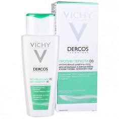 Vichy (Виши) Деркос Интенсивный шампунь-уход против перхоти для нормальных и жирных волос 200 мл