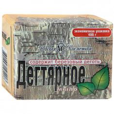 Невская косметика Мыло туалетное Дегтярное 100г N4 НЕВСКАЯ КОСМЕТИКА