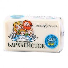 Невская косметика Мыло твердое туалетное Бархатистое 140г НЕВСКАЯ КОСМЕТИКА