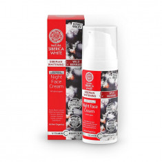 Натура Сиберика WHITE Крем для лица ночной Отбеливающий 50 ml NATURA SIBERICA