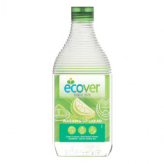 Эковер Жидкость для мытья посуды с лимоном и алоэ-вера 450мл Ecover