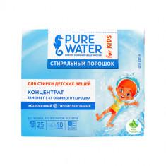 Pure Water Стиральный порошок для детского белья 800 мл