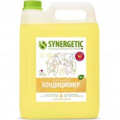 Synergetic Кондиционер для белья Цветочная фантазия 5000 мл