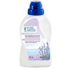 Pure Water Кондиционер-ополаскиватель для белья Французская лаванда 480 мл