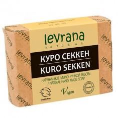 Levrana Мыло натуральное Куро секкен 100 г