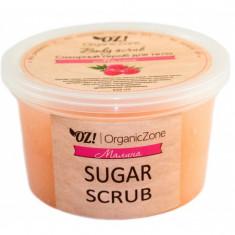 OZ! OrganicZone Скраб сахарный Малина 250 мл OZ! Organic Zone