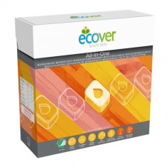 Эковер таблетки 3-в-1  для посудомоечной машины 500гр 25шт Ecover
