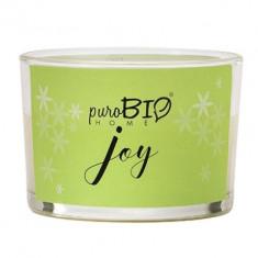 PuroBio Свеча Радость, ароматическая 120 мл