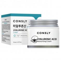 крем для лица увлажняющий с гиалуроновой кислотой consly hyaluronic acid moisturizing cream