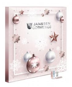 JANSSEN COSMETICS Набор ампул Рождественский Календарь 2020-21 / AMPOULES 50 мл