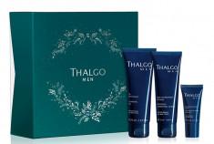 THALGO Набор для мужчин (крем 50 мл, сыворотка 15 мл, гель 75 мл) ThalgoMen Thalgomen Regular Gift Set