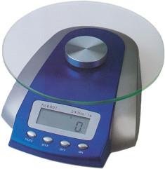 DEWAL PROFESSIONAL Весы для краски электронные, синие 2 кг