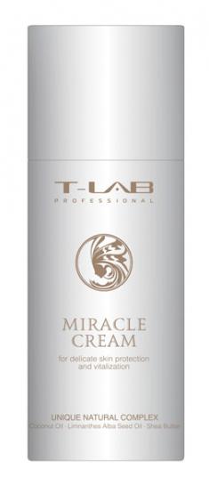 T-LAB PROFESSIONAL Крем для защиты кожи во время окрашивания / Miracle Cream 50 мл