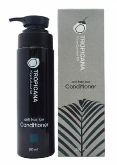 Кондиционер против выпадения волос TROPICANA Virgin Coconut Oil Anti hair loss conditioner 250мл
