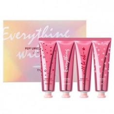 набор парфюмированых кремов для рук the saem perfumed hand special set limited edition