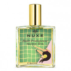 NUXE Масло сухое для лица, тела и волос, желтый / HUILE PRODIGIEUSE Lim.Ed. 100 мл