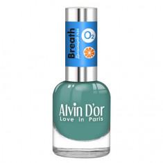 Alvin D'or, Лак Breath №35