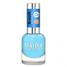 Alvin D'or, Лак Breath №09