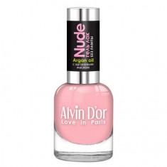 Alvin D'or, Лак-гель Nude №20
