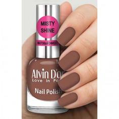 Alvin D`or, Лак Misty shine №533 Alvin D'or