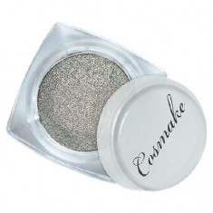 Cosmake, Блестки «Звездная пыль» №111, серебряные